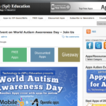 Finding Apps for Special Education