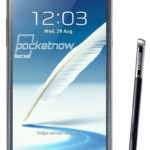 The Galaxy Note II for AAC