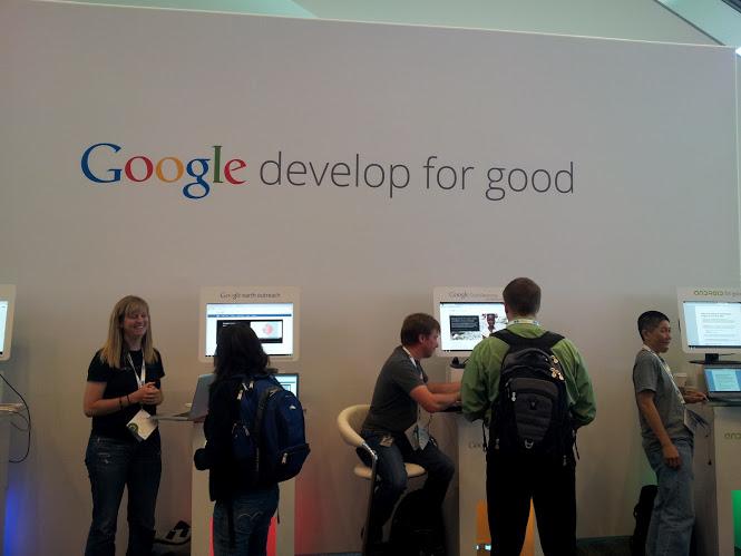 Google Develop for Good