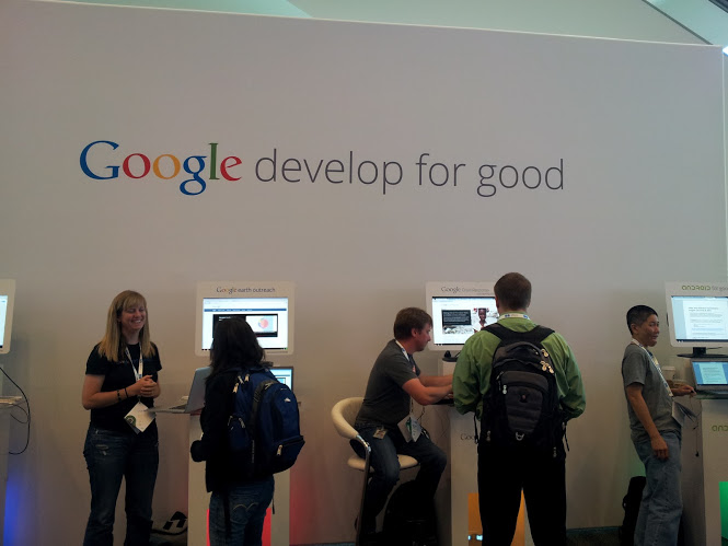 Google Develop for Good