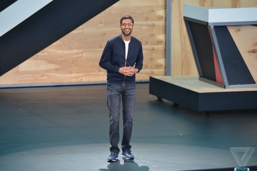 Sundar Pichai Leadership