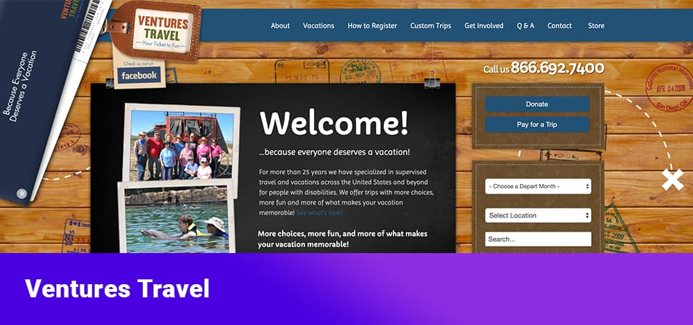 Ventures Travel