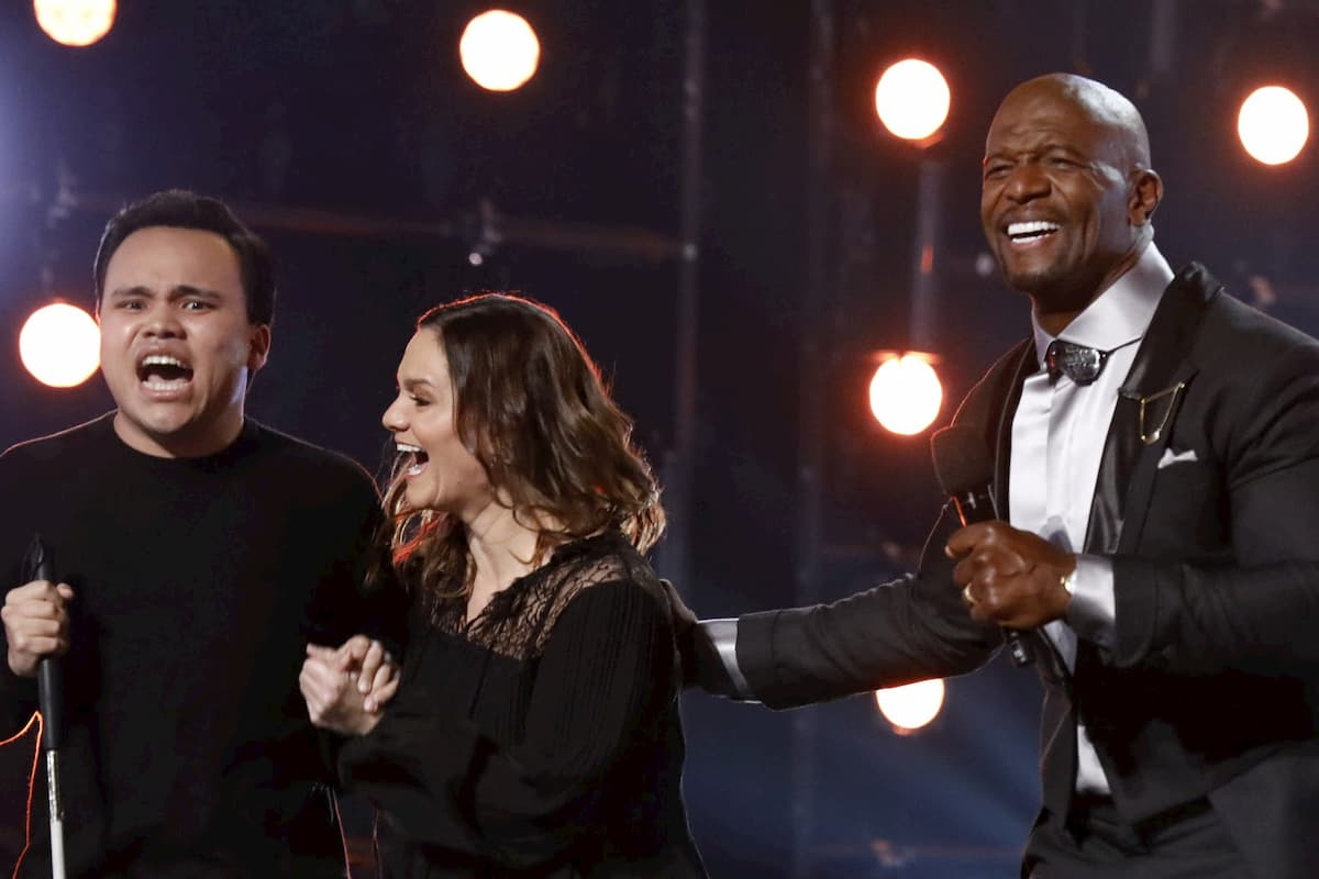 Kodi Lee wins the America's Got Talent grand prize